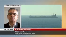 Egido: Irán defenderá su soberanía petrolera ante EEUU