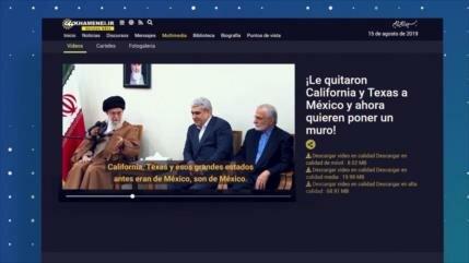 Se agrega nuevos idiomas en el portal del Líder de Irán
