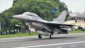 Sanciones a Irán. Putin apoya a Siria. Venta de F-16 a Taiwán