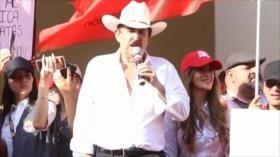 En Honduras llaman a crear nueva alianza contra Orlando Hernández