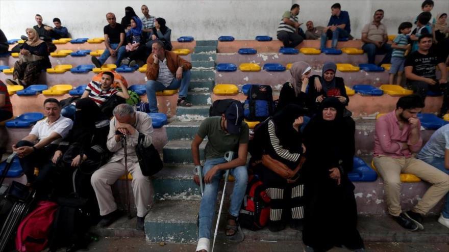 Informe: Israel promueve emigración de gazatíes | HISPANTV
