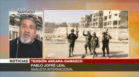 Jofré Leal: Apoyo de Turquía a terroristas agrava la crisis siria