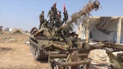 Ejército sirio aplasta a los terroristas en Idlib