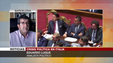 Luque: Un Gobierno de Salvini sumaría más problemas a la UE