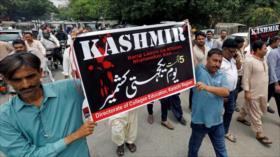 Paquistán llevará a la CIJ su disputa con La India sobre Cachemira