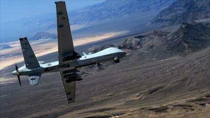 Vídeo: Defensa antiaérea de Yemen derriba un dron MQ-9 de EEUU