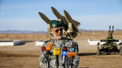 """""""Irán no busca guerra, pero está listo para derrotar a enemigos"""""""