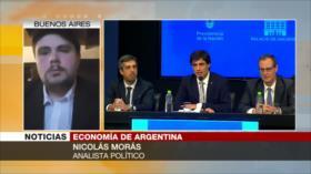 Nicolás Morás: Argentina va directo hacia una crisis de deuda