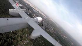 Vídeo: Así es el primer vuelo del dron de ataque ruso Altius-U