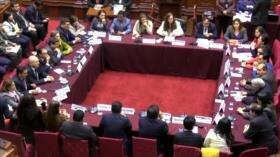 Constitución de Perú se instala sin agendar adelanto de elecciones