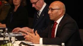 Nueva Zelanda rechaza enviar buques de guerra al Golfo Pérsico
