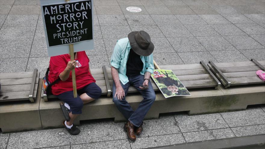 CIDH insta a Trump a cesar deportación de migrantes vulnerables