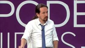 Iglesias a Sánchez: Sería una 'irresponsabilidad' votar otra vez