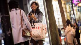 Tiendas de EEUU sufren pérdidas por falta de turistas chinos