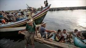 """""""Ataques de Riad contra pescadores yemeníes son crimen de guerra"""""""