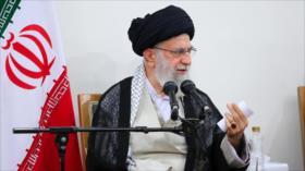 Líder de Irán culpa al Reino Unido por la tensión en Cachemira