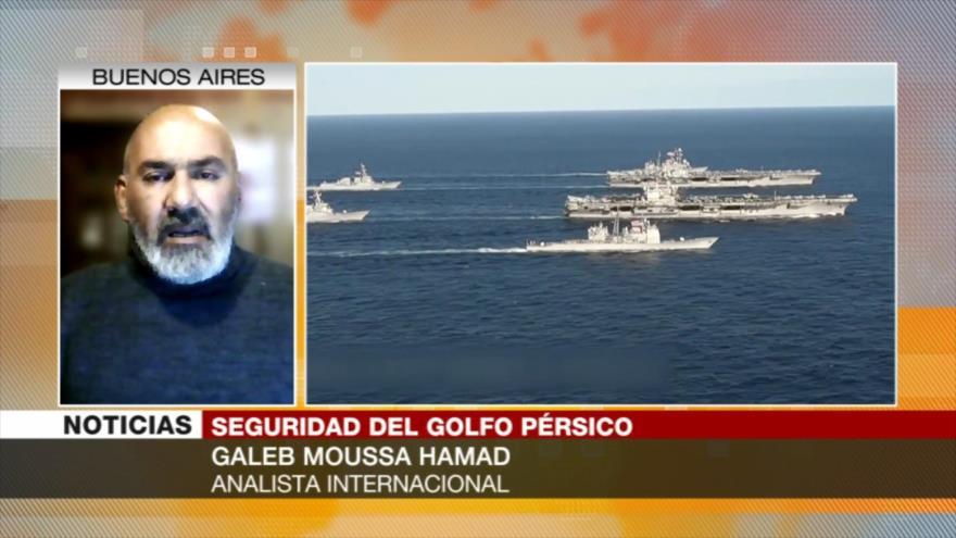 Moussa: Irán es responsable principal de asegurar Golfo Pérsico