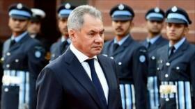 Rusia blinda fronteras del oeste mientras agudiza tensión con OTAN