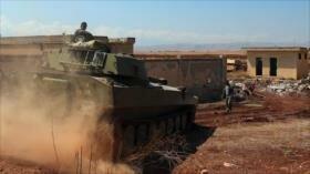 Ejército sirio libera Jan Sheijun y rodea a los terroristas en Hama
