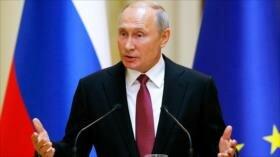 Putin amenaza con responder a las pruebas de misiles de EEUU