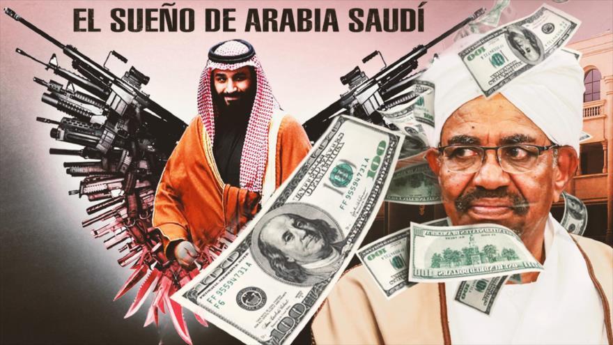 Detrás de la Razón: Confesión millonaria de Al-Bashir evidencia los tentáculos saudíes