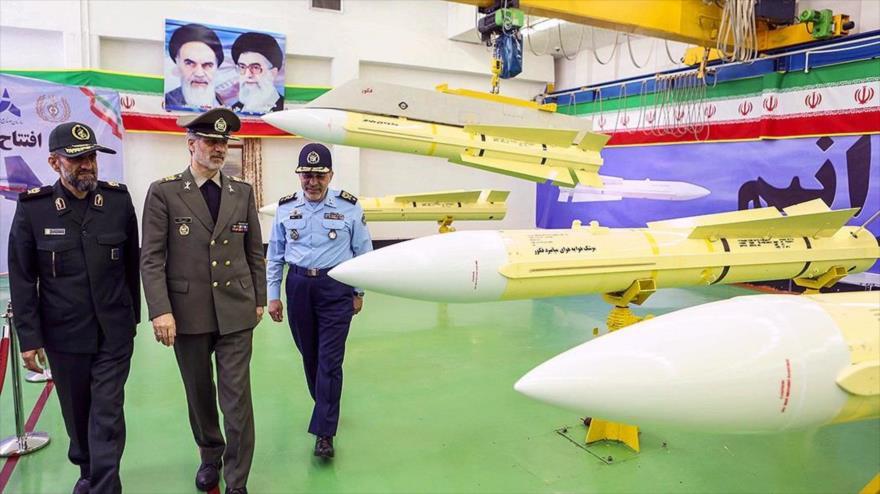 Defensa: Irán fabrica 770 equipamientos defensivos pese a sanciones | HISPANTV