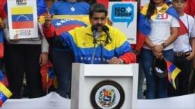 Reconocer contacto con Venezuela es reconocer Gobierno de Maduro