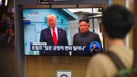 """Pyongyang tacha de """"peligrosa"""" el reciente test de misiles de EEUU"""