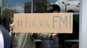 Demandan al FMI por inconstitucionalidad en Ecuador