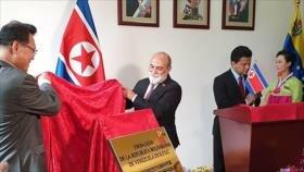 Venezuela abre su embajada en Corea del Norte para afianzar lazos