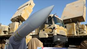 Irán estrena nuevo sistema avanzado de defensa aérea Bavar 373