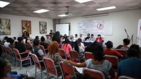 Activistas informan sobre violaciones a DDHH en México