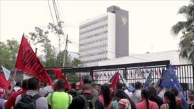 Panameños denuncian ilegitimidad de reformas a la Constitución