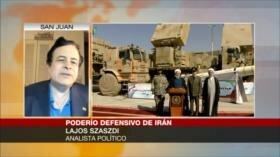 Szaszdi: Bavar 373 es gran logro de industria defensiva de Irán