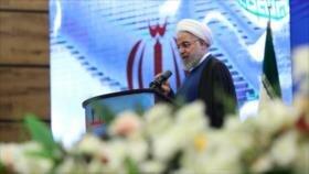 Rohani: Irán nunca se rendirá ante las intimidaciones de EEUU