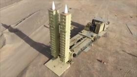 Irán presenta nuevo sistema de misiles antiaéreos de largo alcance