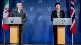 Irán y Noruega apoyan pacto nuclear ante el unilateralismo de EEUU