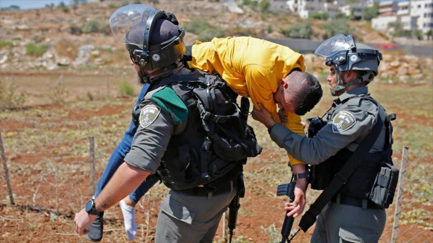 Informe: Israel ha multado a niños palestinos con $100 000 en 2019