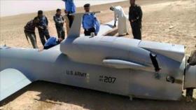 Fuerzas iraquíes derriban dron espía no identificado sobre Bagdad
