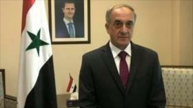 Siria responsabiliza a Turquía de la situación crítica de Idlib