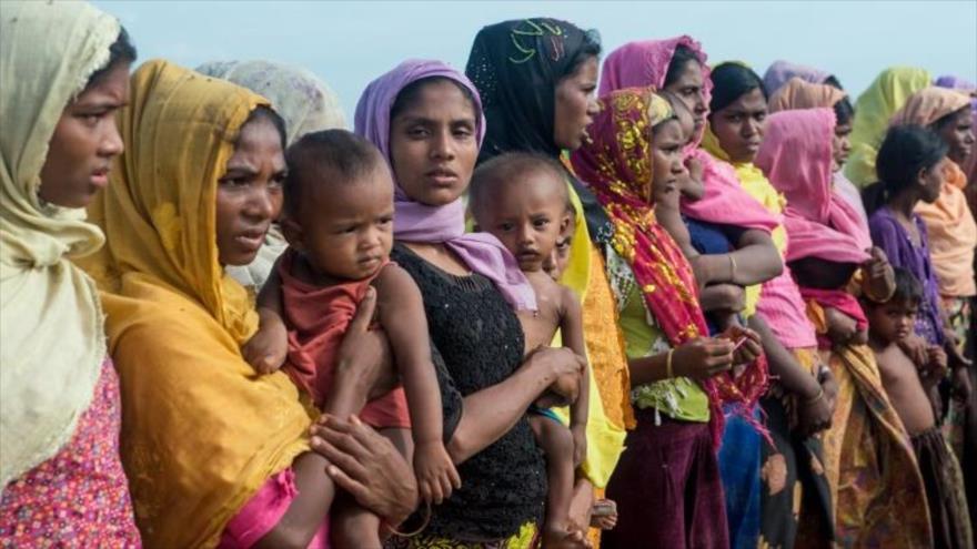 ONU denuncia que violencia sexual contra rohingyas indica genocidio | HISPANTV