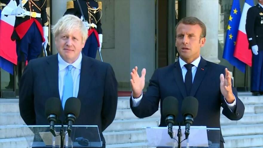 Terrorismo económico de EEUU. Acuerdo de Brexit. Crisis en Argentina