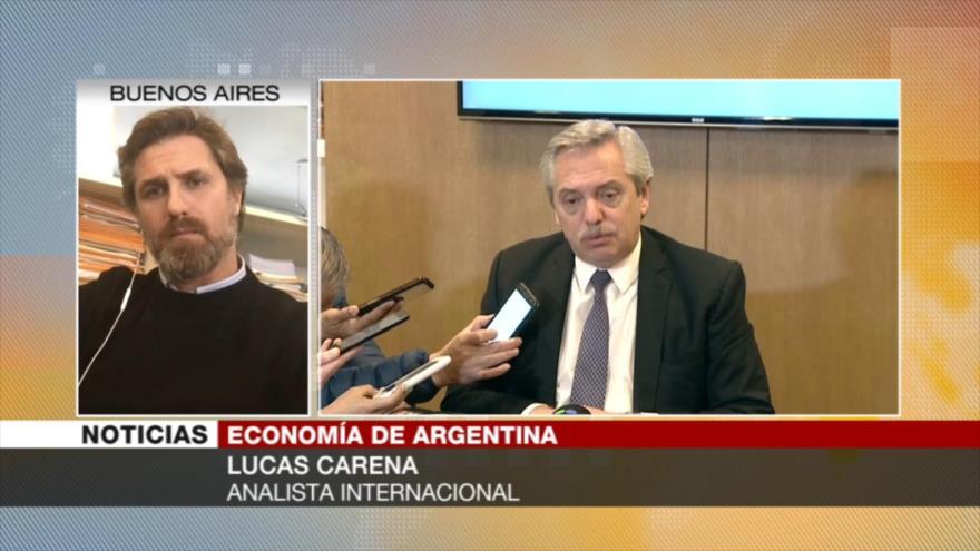 """""""Seguir con sangría financiera de Macri hará fallar a Argentina"""""""
