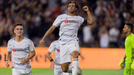 Gol de Vela; una obra de arte igual que los de Messi y Maradona