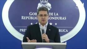 Presidente de Honduras arrecia persecución contra los opositores
