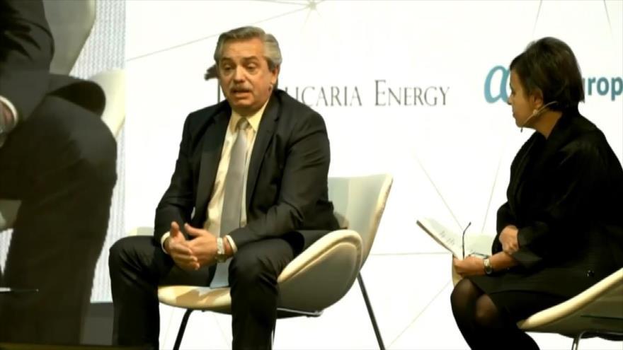 Fernández: No hay posibilidad de caer en default si soy presidente | HISPANTV