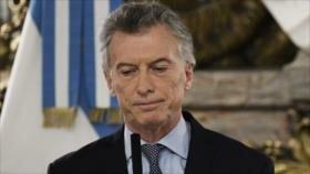 Gobernadores argentinos denuncian la política económica de Macri