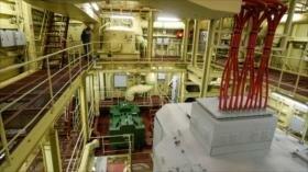 Rusia pone en servicio su primer reactor nuclear flotante