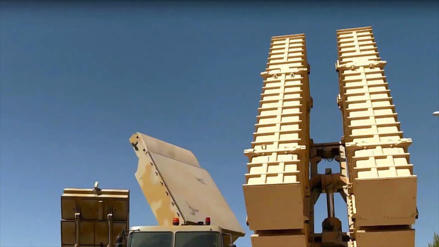 Sistema antiaéreo iraní Bavar 373 supera Patriot o THAAD de EEUU | HISPANTV