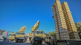 ¡Bienvenido! Sistema antimisiles Bavar 373 se une a FFAA de Irán
